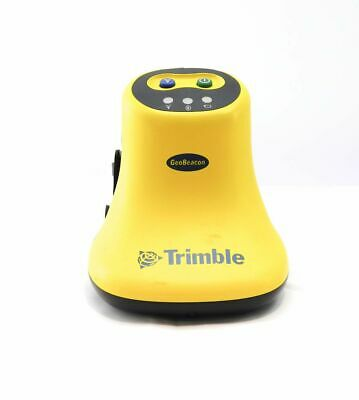 Used Trimble Geobeacon GPS Reciever 54970 w/ Carry Pouch