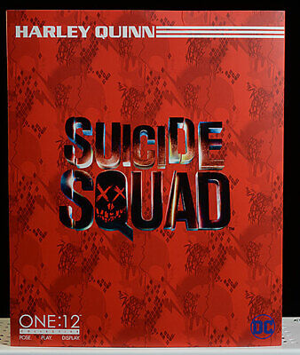 Mezco Toyz Harley Quinn Suicide Squad One:12 Collective Dc Action Figure Doll