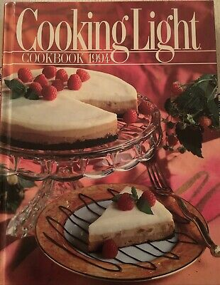 Cooking Light Cookbook Annual 1994