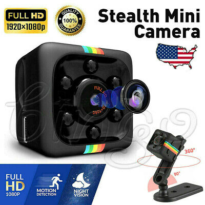 COPCAM™ Security Camera Motion Detection 32GB Card Night Vision Recorder FHD1080