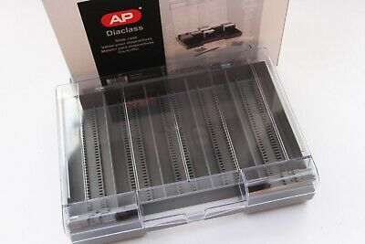 Ap Slide Box Holds 450 Slides Slightly Damaged