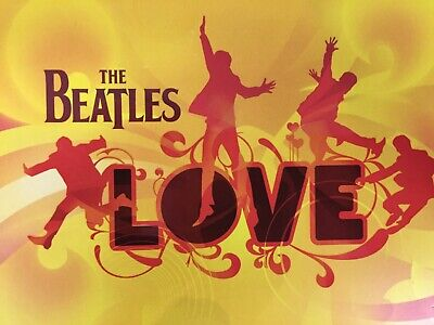 THE BEATLES - Love CD + DVD Audio 2006 EMI Excellent Condition!