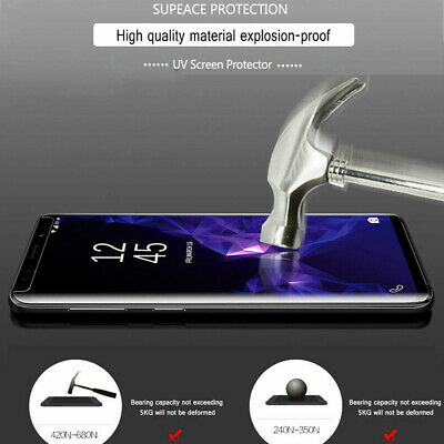 Tempered Glass Film ScreenProtect for SamsungGalaxy S10 S8 S9 Plus S7 S10 Screen