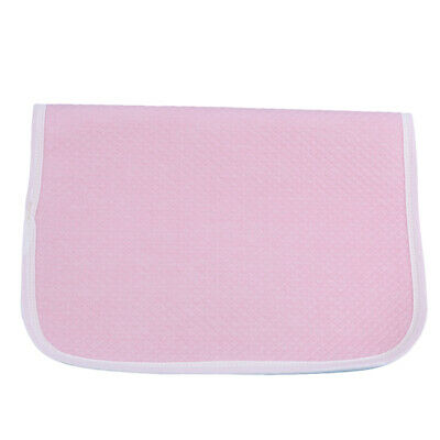 Baby Urine Mat Washable Nappy Changing Reusable Pad Soft Cotton Mat JA