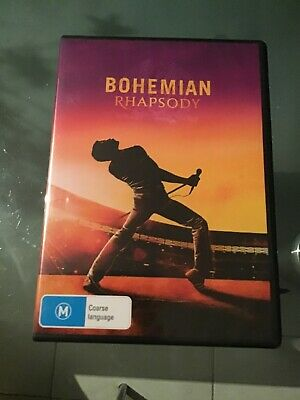 Bohemian Rhapsody (DVD) BRAND NEW & SEALED DVD  Region 4 (Australian)