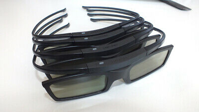 SAMSUNG 3D Active Glasses model SSG-5100GB x 4 used once.