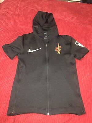 322ddd646 Cleveland Cavaliers Nike Showtime NBA Finals SS Warmup Jacket Size Small  Lebron