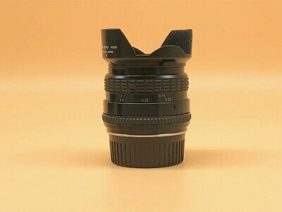 Sigma 28mm f2.8 Mini-Wide Prime Manual Focus Lens For Contax/Yashica C/Y Mount