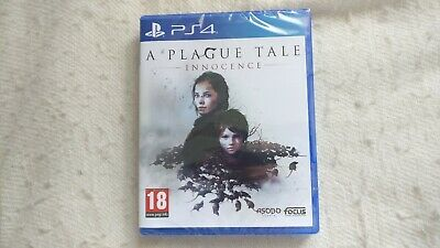 A Plague Tale Innocence PS4 Brand New & Sealed