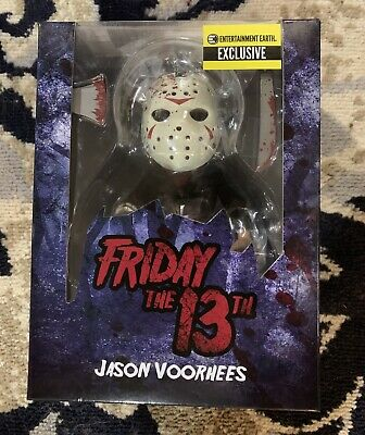 Jason Voorhees Friday The 13th Figure Mezco Exclusive