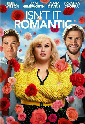 Isn't It Romantic (DVD, 2019) DVD DISC ONLY No case