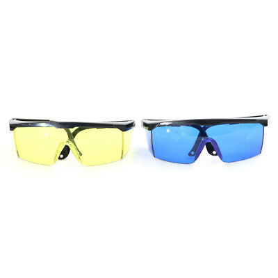 Protective Goggles Laser Safety Glasses for Violet/Blue 200-450/450-650nm ZX