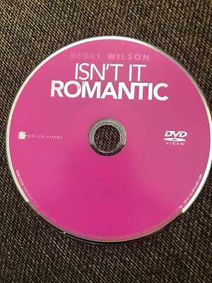 Isn't It Romantic (DVD, 2019) NEW No case or artwork