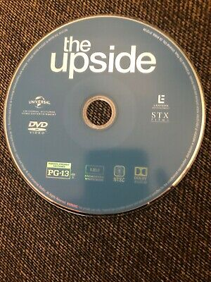 The Upside (DVD, 2019) NEW No case or artwork