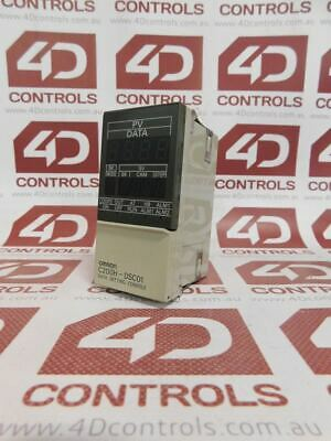 Omron C200H-DSC01 Data Setting Console - Used