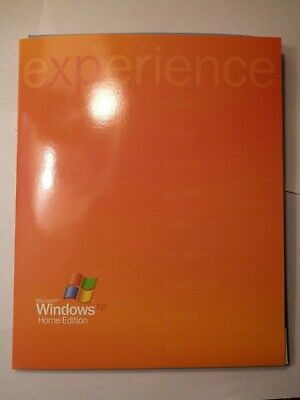 Microsoft Windows XP Home Edition Upgrade - Ver 2002 with Service Pack 2