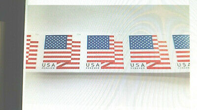 USPS B01MYDWCOL US Flag 2017 Forever Stamps - 20 Pieces