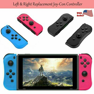 Joy-Con (L/R) Wireless Bluetooth Game Controllers For Nintendo Switch Console US