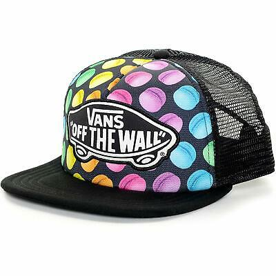 3ecb068a5 VANS BEACH GIRL Tiger Print Womens Classic Patch Snapback Trucker ...