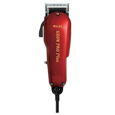 Wahl Professional Animal Show Pro Plus Equine Horse Clipper and Grooming Kit (#