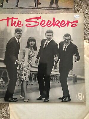 The Seekers - The Seekers - Lp - World Record Club - St. 422 / T 422 - Uk - 1964