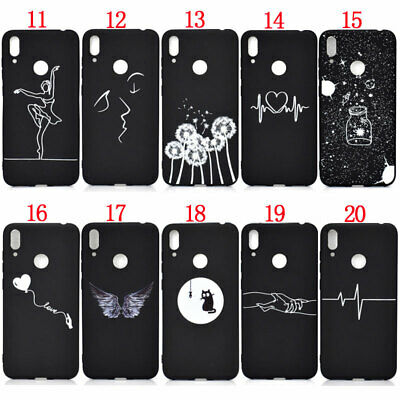 Cat Heart Rubber Soft Tpu Case Cover For Xiaomi 9 SE 8 Lite Redmi GO Note 7 Pro
