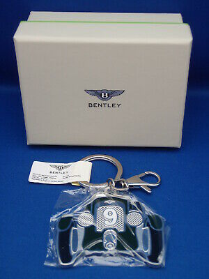 Genuine Bentley Motor Cars Number 9 Blower Key Ring Fob Bl1442 Brand New In Box
