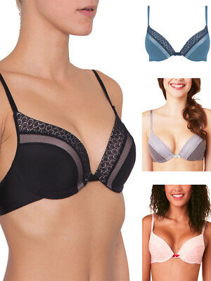 Passionata by Chantelle All U Need Sexy Push Up Bra 4712 Underwired Lingerie