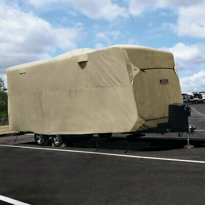 52243 ADCO COVERS RV Cover For Travel Trailers - $216 18