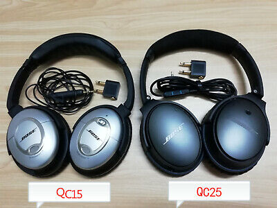 QuietComfort 15 /25  QC15/QC25 Acoustic Sound Noise Cancelling Headphones(MINT)