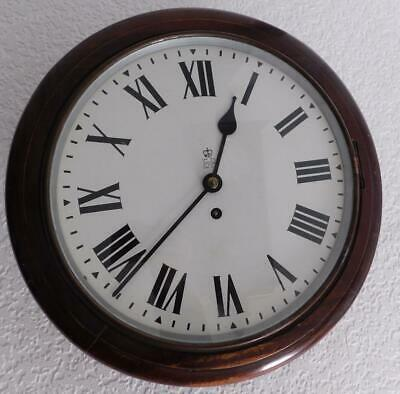 GPO  12 inch fusee dial clock