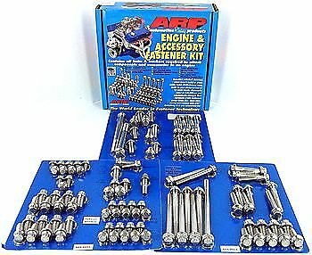 Arp Engine & Accessory Fastener Kit 554-9501 Ford 289 302