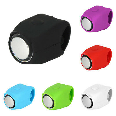New Cycling Electric Horn MTB Bike Road Bicycle Handlebar Alarm Bell Ring Latest