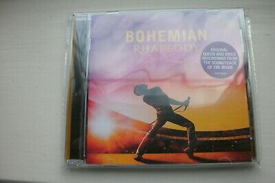 "Queen ""Bohemian Rhapsody Soundtrack"" As New Cd"
