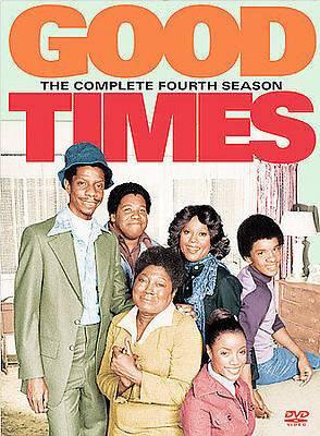 Good Times - The Complete Fourth Season (DVD, 2005, 3-Disc Set)