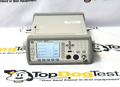 Hp Agilent Keysight N1913A-105 EPM Series Single-Channel Power Meter