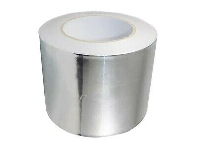 Heat Retardant Aluminium Foil Tape -96mm x 45m