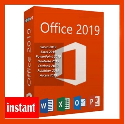 MICROSOFT OFFICE 2019 PRO PLUS 32/64bits L-T Activation Key 🔑License Fast-D