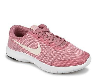 1384392b2f Nike Flex Experience RN 7 Kids Sneakers Pink Running Shoes Youth 943287-601  NEW