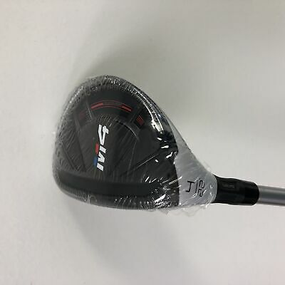 LEFTY NEW Taylormade M4 #4-22* Rescue/Blue Tensei 80HY Stiff Flex