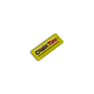 250 x Custom branded Resin Coated Labels 30x12mm Promotion Business Merchandise