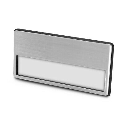 50 x Magnetic Name Badge Bulk Gifts Promotion Business Merchandise