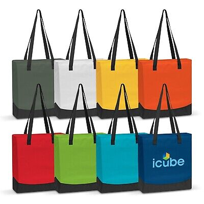 50 x Plaza Tote Bag Bulk Gifts Promotion Business Merchandise