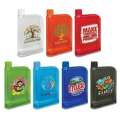50 x Accent Water Bottle/Drinkware Bulk Gifts Promotion Business Merchandise