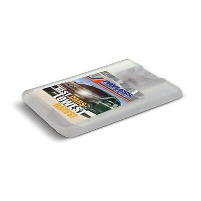 100 x Hand Sanitiser Card Personal Bulk Gifts Promotion Business Merchandise
