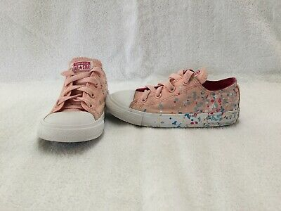 Converse All Star Confetti Athletic Shoes Baby Toddler