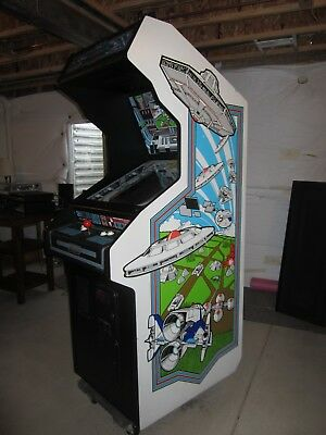 Atari Xevious vintage arcade machine-excellent condition, super clean, 1983!