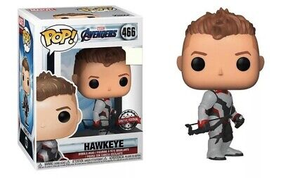 Avengers Endgame Funko Pop - Hawkeye 466 Exclusive Special Edition