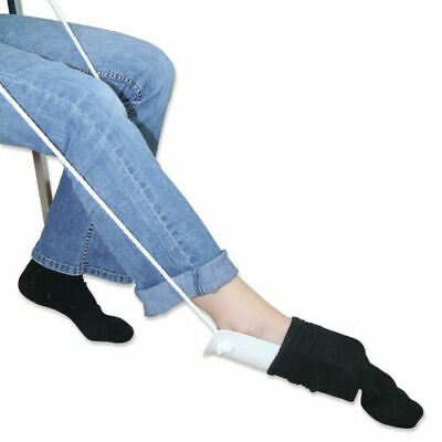 Sock Stocking Aid Terry cloth Puller Assist Disability Aid Helper Dressing Easy