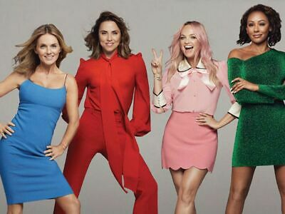 Spice Girls 2 Excellent Seated Tickets Croke Park Dublin Fri 24 May